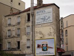 Vieil hotel