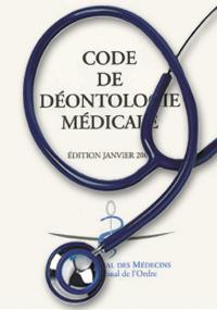 code de déontologie