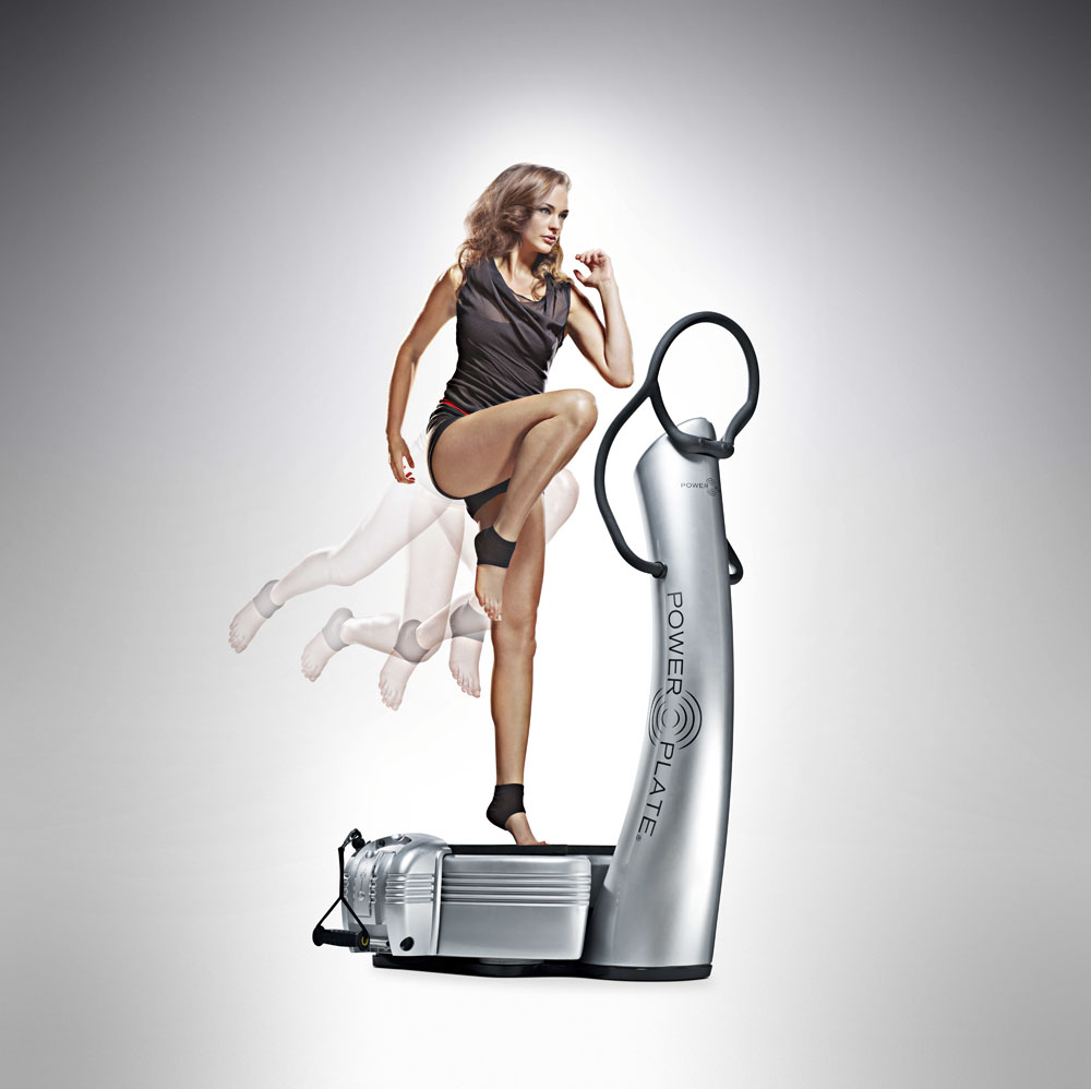 Entrainement power plate