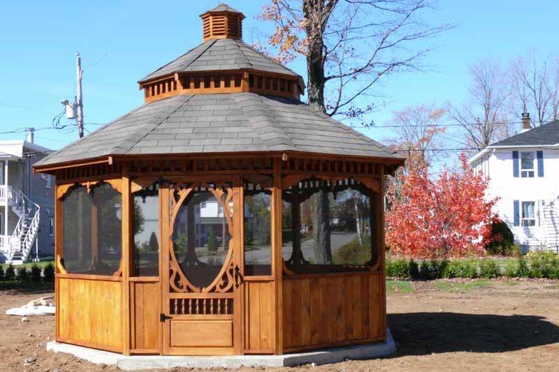 R gles municipales et achat d 39 un gazebo le portail de la for Pavillon a construire