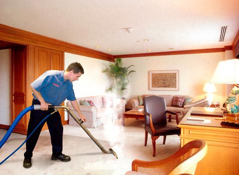 Nettoyage après-sinistre