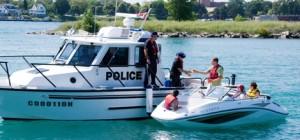 Conduire bateau sans permis